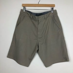 O'Neill Flat Front Shorts Size 36